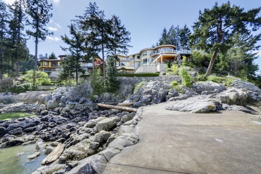 Newly Completed West Vancouver Mansion Seeks $23-Million