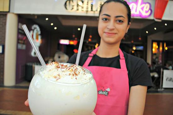 World's Most Expensive Vanilla Milkshake