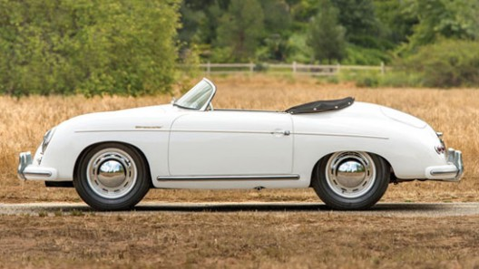 """1955 Porsche 356 """"Pre-A"""" 1500 Speedster by Reutter"""