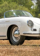 "1955 Porsche 356 ""Pre-A"" 1500 Speedster by Reutter At Auctions America's California Sale"