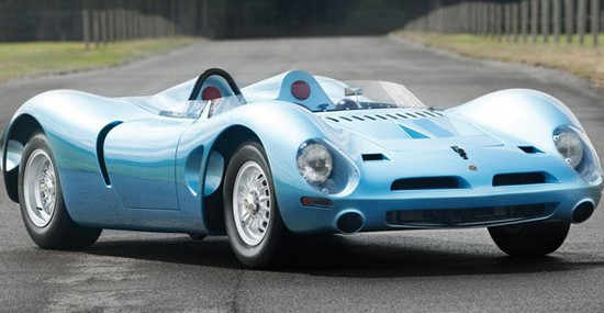 Rare 1967 Bizzarrini P538 At Auction