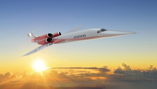 Aerion's Supersonic Private Jet AS2 Available for Pre-order