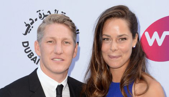 Ana Ivanovic And Bastian Schweinsteiger House