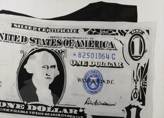 Andy Warhol's One Dollar Bill Painting Sold For £20.9 Million On  Sotheby's Record Night