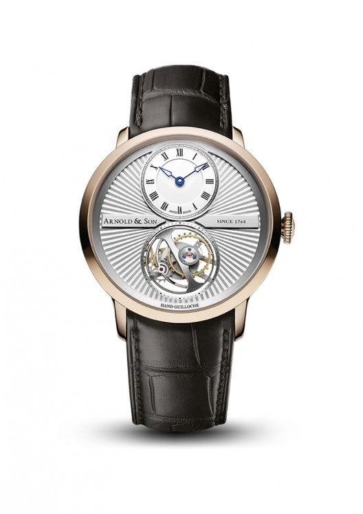 Arnold & Son's Exceptional Ultra-thin Tourbillon