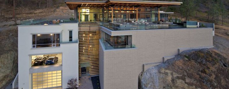Kelowna, B.C.'s Most Impressive Residence Reduced At $8.8 Million