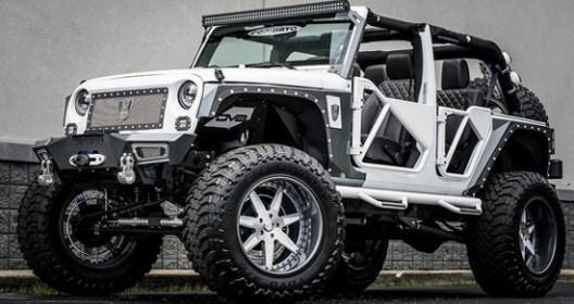 BMS Jeep Wrangler Betty White