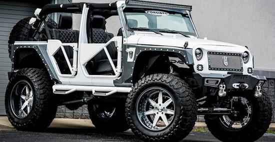 BMS Jeep Wrangler Betty White