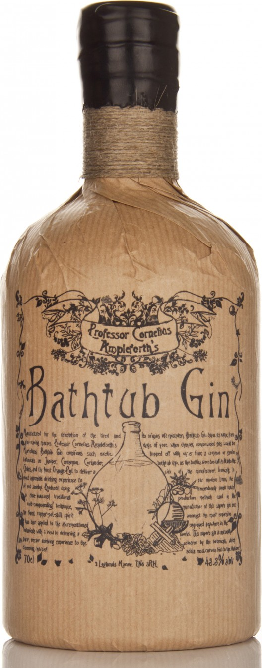 Bathtub Gin Picks Up a Master Medal