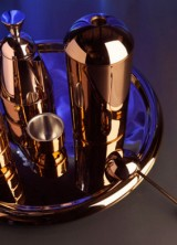Brew - Tom Dixon's Copper-covered Coffee Set