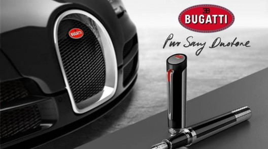 Montegrappa introduces Bugatti Pur Sang Duotone pens inspired by the Veyron