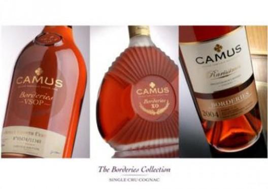 Exclusive CAMUS Borderies Range