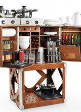 Camp Champ – Smart, Compact, Mobile Kitchen