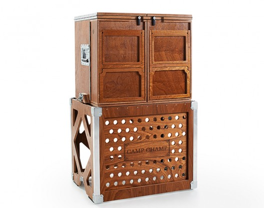 Camp Champ - Smart, Compact, Mobile Kitchen