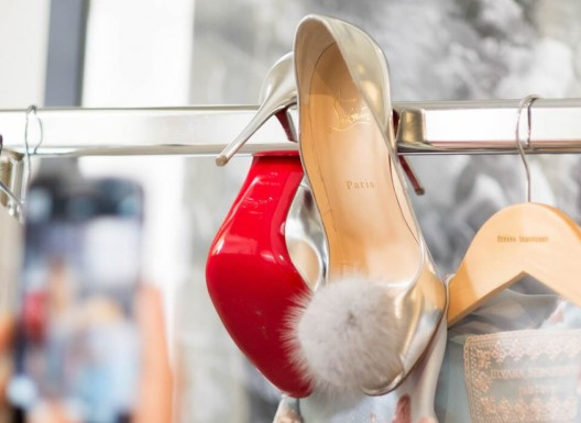 Christian Louboutin's Shoes By Ulyana Sergeenko