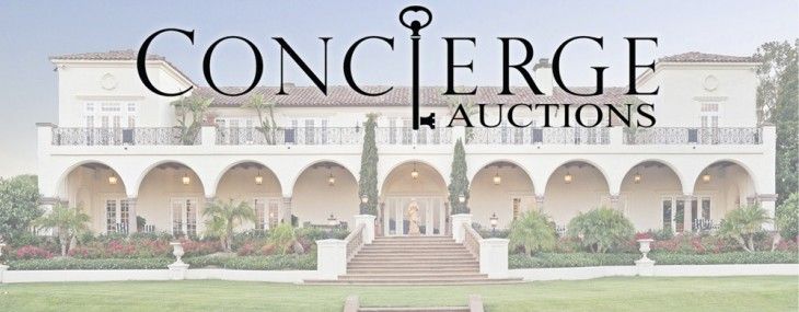 Concierge Auctions On Pace To Exceed $1 Billion In Sales In 2015