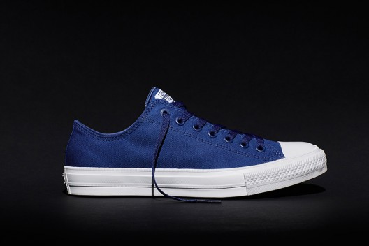 Converse debuts new Chuck Taylor All Star