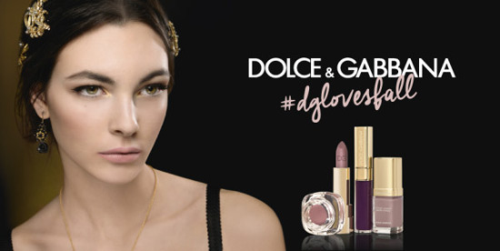 DOLCE & GABBANA has launched #dglovesfall