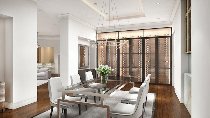 Would You Like To Design Full-floor Apartment at the Mandarin ...