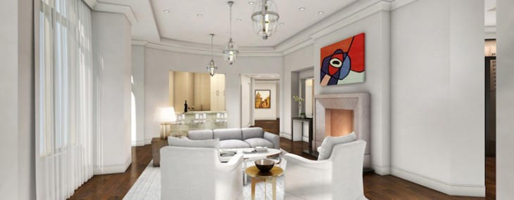 Would You Like To Design Full-floor Apartment at the Mandarin Oriental?