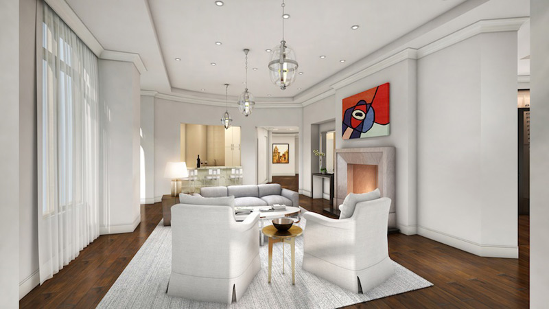 Design Your Own Mandarin Oriental Full-Floor Apartment in Atlanta