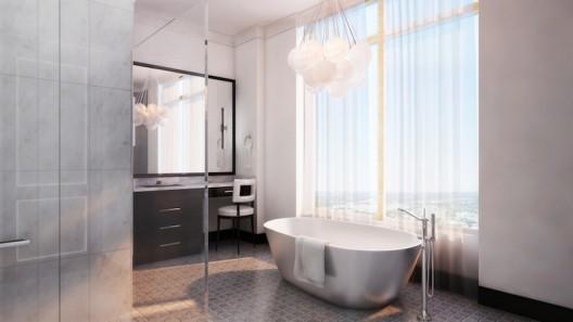 Design Your Own Mandarin Oriental Full-Floor Apartment in Atlanta
