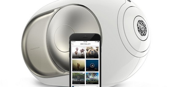 The Phantom Speaker By Devialet
