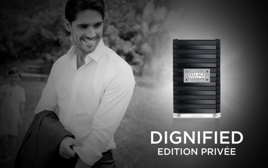 Dignified - First Men's Fragrance by House of Sillage