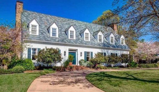 Elegant Little Rock Family Home