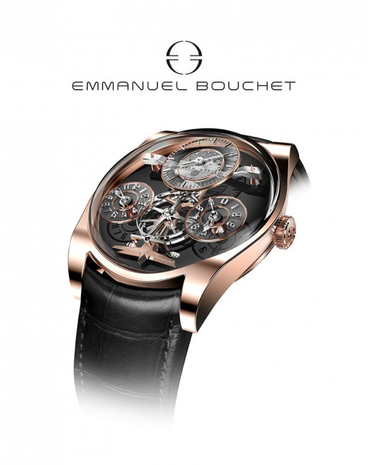 Emmanuel Bouchet Complication One
