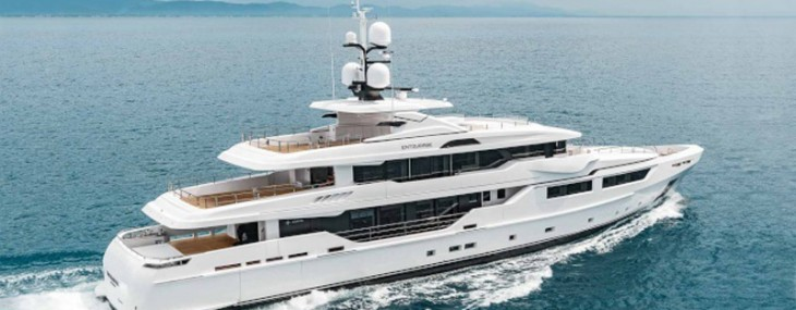 Entourage Yacht Available For Charter