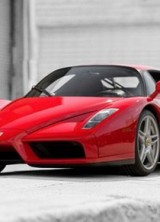 Last Ferrari Enzo Made for the Pope Goes to Auction