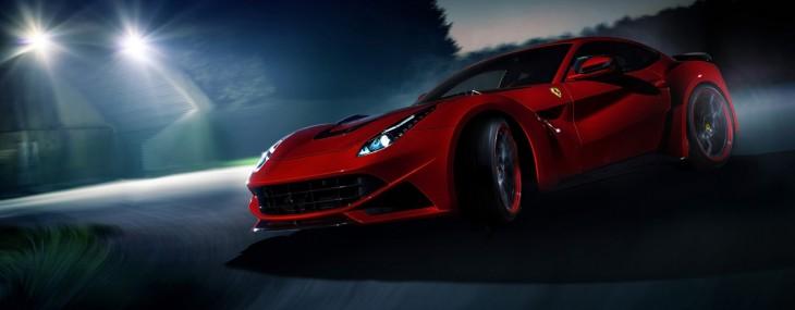Soon – Ferrari F12 Speciale