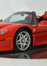 Ferrari F50 Can Be Yours For $2.6 Million