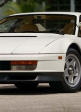 Ferrari Testarossa From 'Miami Vice' Is For Sale