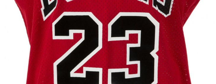 Impressive Selection of Game Worn Jerseys Highlighted in Chicago Platinum Night Auction