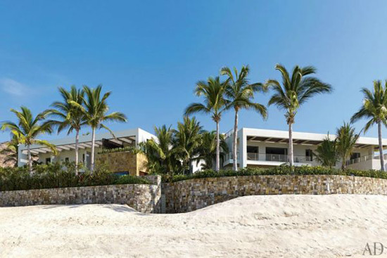George Clooney's Cabo Pad