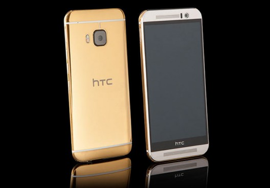 Goldgenie Gives HTC One M9 the Midas Touch Treatment