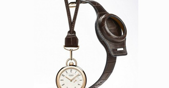 Hermes Pocket Watch 2015