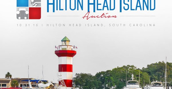 Collector Car Hilton Head Island Auction