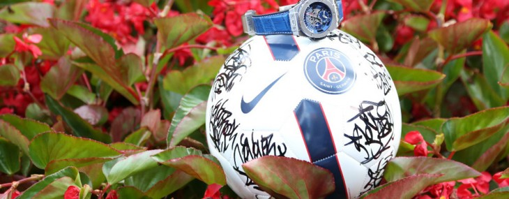 Big Bang Unico Bi-Retrograde Paris Saint-Germain Timepiece