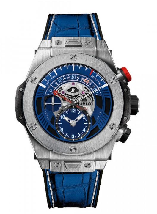 Big Bang Unico Bi-Retrograde Paris Saint-Germain Timepiece