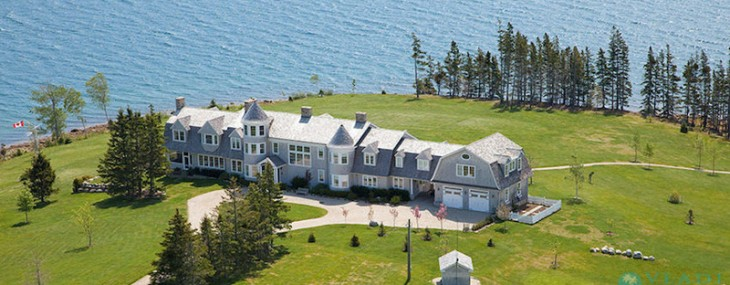 An Island Paradise In Nova Scotia Listed For $6.95 Million CAD