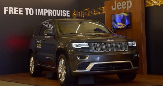 Jeep Grand Cherokee Montreux Jazz Festival Edition