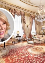 Joan Rivers' New York City Penthouse Finally Found Buyer