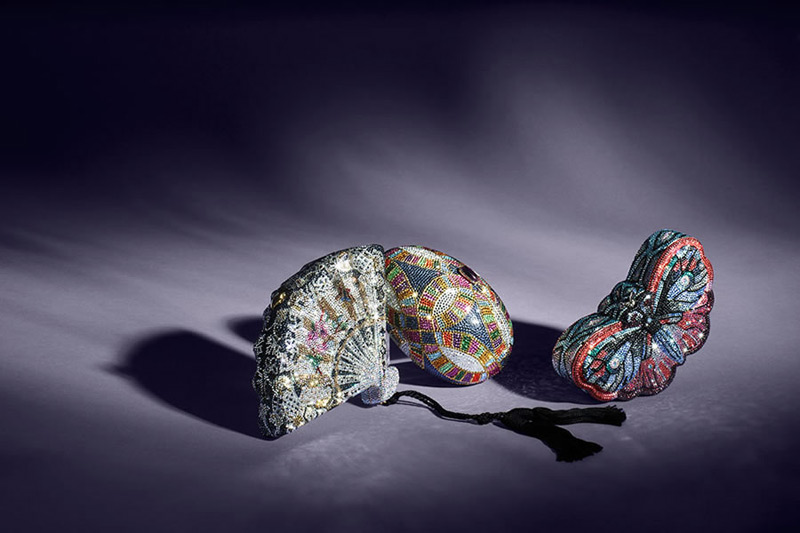 Judith Leiber's Clutches at Christie's Online