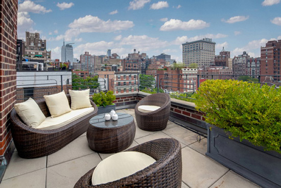 Julia Roberts New York Penthouse