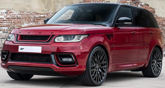 Kahn Range Rover Sport 3.0 SDV6 Diesel HSE - 400 LE