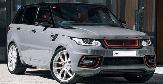 Kahn Range Rover Sport 3.0 SDV6 Diesel HSE – 400 LE
