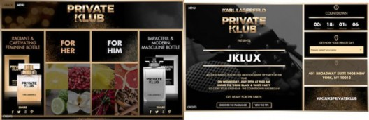 Karl Lagerfeld's VIP Party On Instagram For Fragrance Launch